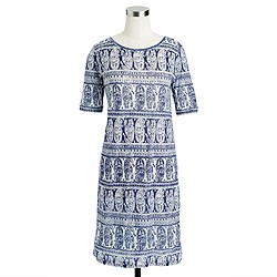 Cove paisley dress