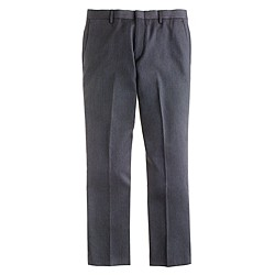 Ludlow slim suit pant in herringbone Italian wool