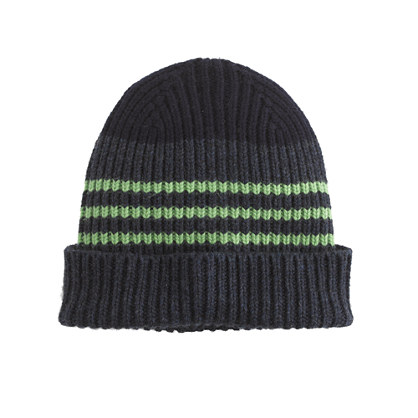 Boys' tipped hat