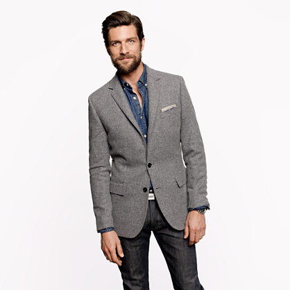 The Perfect Winter Blazers for Men - BrightestYoungThings - NYC