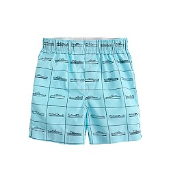 Boys' print cotton boxers