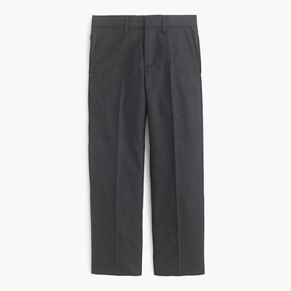 Boys' Ludlow suit pant in Italian wool