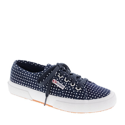 2750 Superga® polka-dot sneakers
