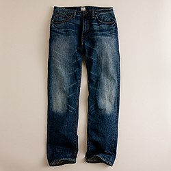 Vintage slim-fit jean in medium worn wash