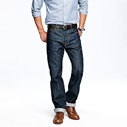 H.W. Carter & Sons® 5-pocket jean
