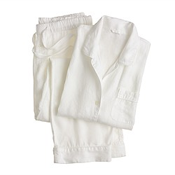 Collection Irish linen pajama set