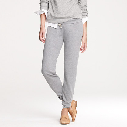 Ultra-knit effortless sweatpant