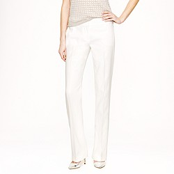 1035 trouser in superfine cotton
