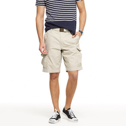Lightweight Brunswick cargo short