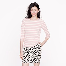 Side-seam sailor top