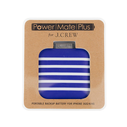 Men's backup battery for iPhone