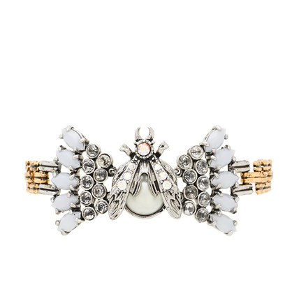 Lulu Frost for J.Crew winged bracelet