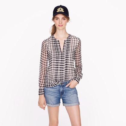 Nonchalant summer look + 25% off sale @JCrew! featured on shopalicious.com