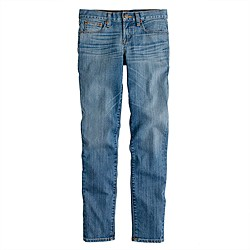 Toothpick jean in Northport wash