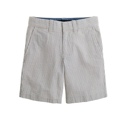 Boys' seersucker short