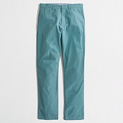 Factory summerweight chino