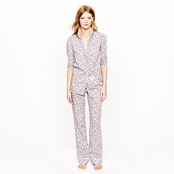 Liberty pajama set in Ditzy Floral