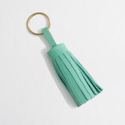 Factory tassel keychain