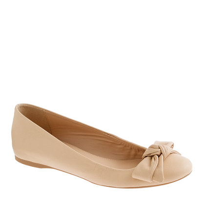 Collection Cece bow ballet flats