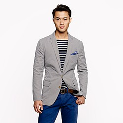 Unconstructed Ludlow sportcoat in corded cotton