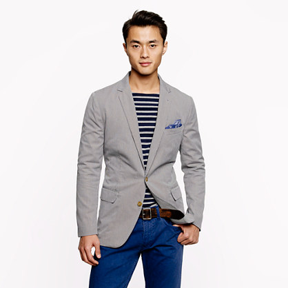 Unconstructed Blazer/Sport Coat for Summer Vegas outing?