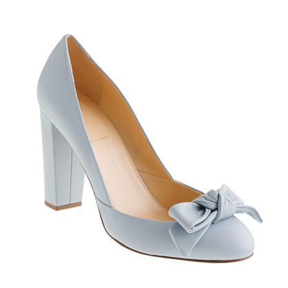 Etta bow pumps