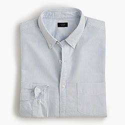 Slim Vintage oxford shirt in sun-faded stripe