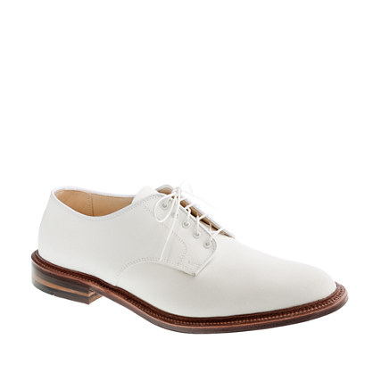 Alden® for J.Crew suede bucks