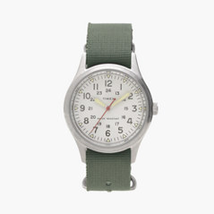 Timex® vintage field army watch