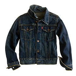 Boys' Levi's® trucker jacket