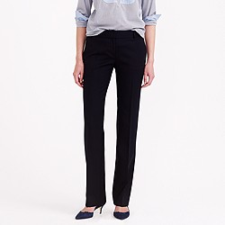 Tall 1035 trouser in pinstripe Super 120s