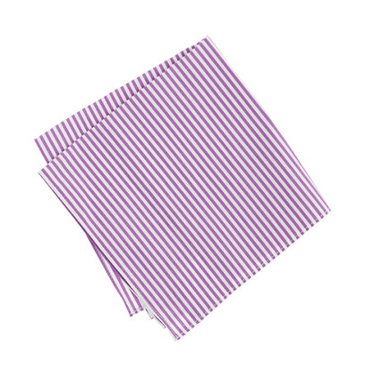 Thomas Mason® for J.Crew stripe pocket square