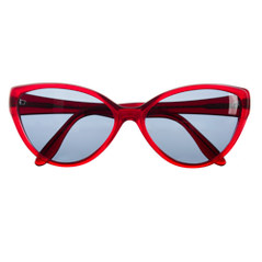 Cutler and Gross® cat-eye sunglasses