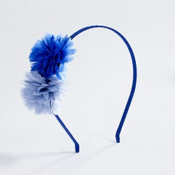Factory girls' pretty petal headband