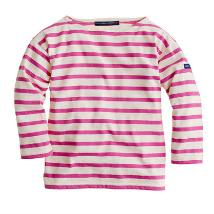 Girls' St. James Minquiers tee