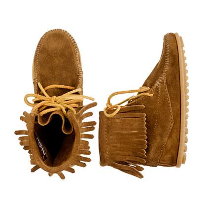 Girls' Minnetonka® Tramper boots