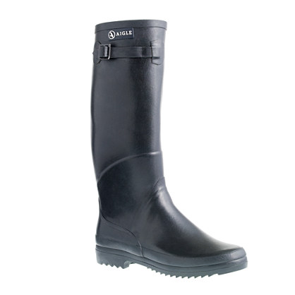 8dd46f5fb724 Aigle® Chantebelle wellies with extended calf extended calf boots on ...