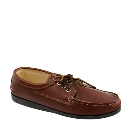 Men's Quoddy® for J.Crew bluchers