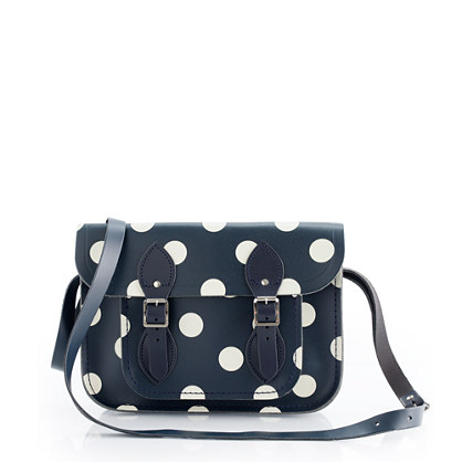 The Cambridge Satchel Company® for crewcuts polka-dot satchel