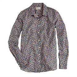 Liberty perfect shirt in Amy Hurrel floral