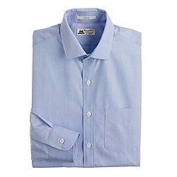 Thomas Mason® for J.Crew Ludlow shirt in peri