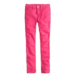 Girls' J Girl by J Brand® for crewcuts garment-dyed jean