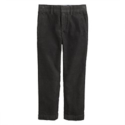 Boys' Bowery slim in cord