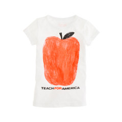 Kids' Teach For America tee