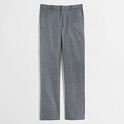 Factory Thompson suit pant in oxford cloth