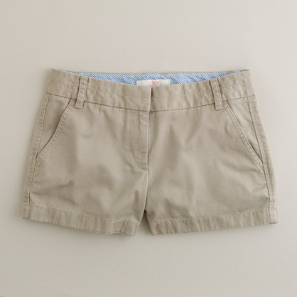 "3"" broken-in chino short"