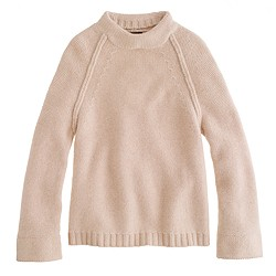 Collection cashmere funnelneck sweater