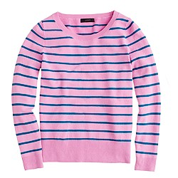 Jackie pullover in stripe