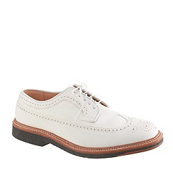 Limited-edition Alden® longwing bluchers with crepe sole