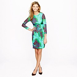 Hothouse floral dress